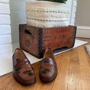 Giorgio Brutini Le Glove Loafers
